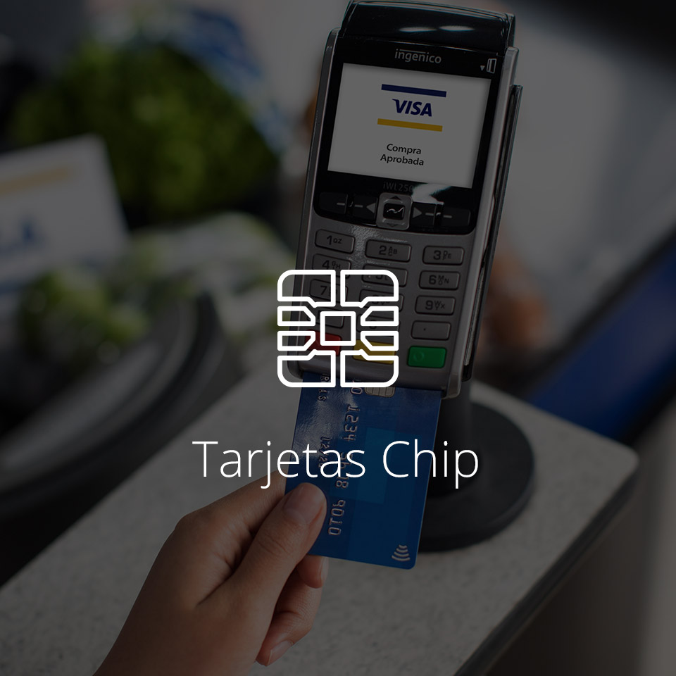 VISA | Tarjeta Chip